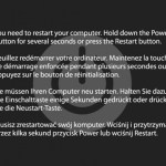 Apple Kernel panic