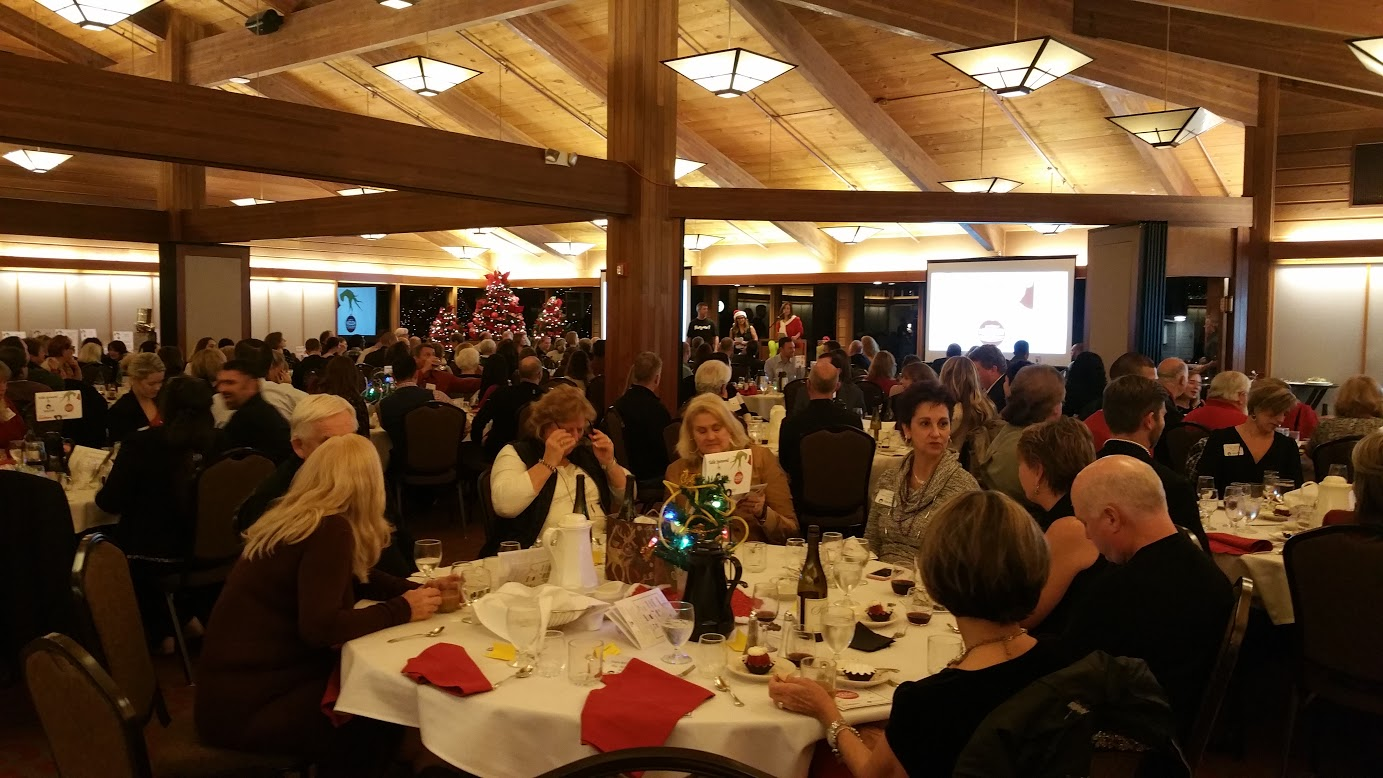 Tualatin Chamber Holiday Auction and Dinner