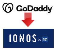 Read more about the article Moving a Web Site from GoDaddy to IONOS