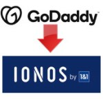 Moving a Web Site from GoDaddy to IONOS