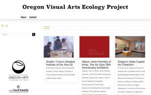 Oregon Visual Arts