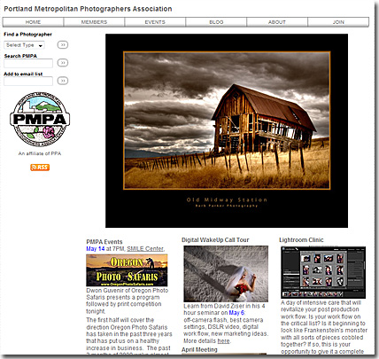 Portland Metropolitan Photographers Association