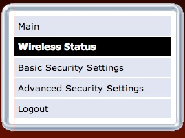wireless settings
