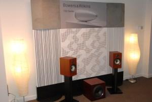 Foto 4. Presentación Bowers&Wilkins Serie 700