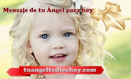 MENSAJE DE TU ÁNGEL PARA HOY 05/10/2019