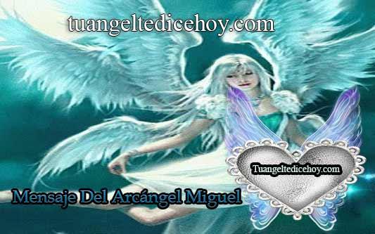 MENSAJE DEL ARCÁNGEL MIGUEL 31 DE MAYO