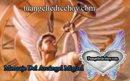 """MENSAJE DEL ARCÁNGEL MIGUEL PARA HOY 27 DE JULIO """"EL MIEDO"""""""