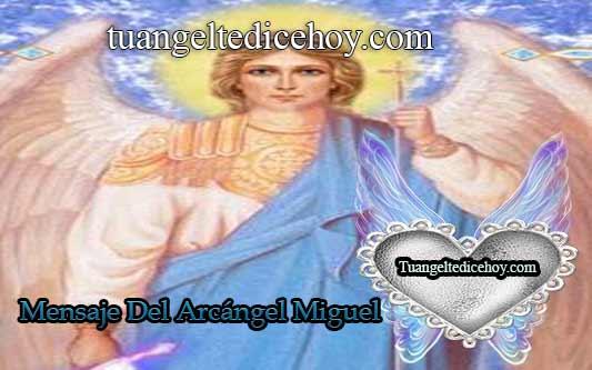 """MENSAJE DEL ARCÁNGEL MIGUEL PARA HOY 09 DE JULIO """"SER DE LUZ"""""""