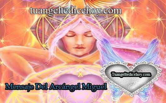 """MENSAJE DEL ARCÁNGEL MIGUEL PARA HOY 02 DE   AGOSTO """"ETERNIDAD"""""""