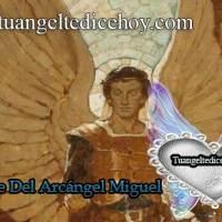 """MENSAJE DEL ARCÁNGEL MIGUEL PARA HOY 03 DE AGOSTO """"VUELVES"""""""