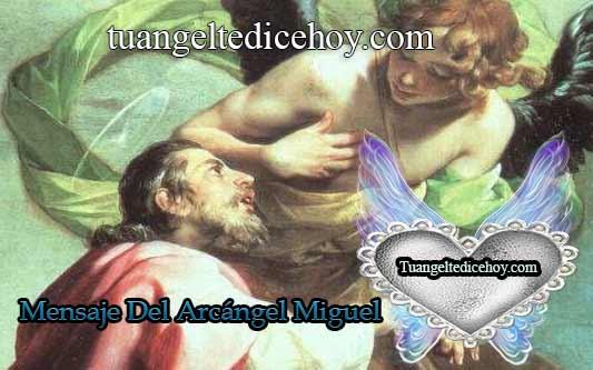 """MENSAJE DEL ARCÁNGEL MIGUEL PARA HOY 08 DE AGOSTO """"ALAS DEL AMOR"""""""