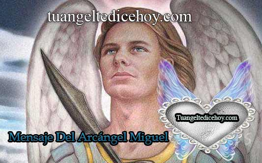 """MENSAJE DEL ARCÁNGEL MIGUEL PARA HOY 07 DE SEPTIEMBRE """"YO, MIGUEL"""""""