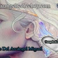 """MENSAJE DEL ARCÁNGEL MIGUEL PARA HOY 07 DE OCTUBRE """"NO TE RINDAS"""""""