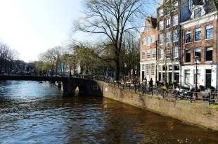 [自助旅行] 阿姆斯特丹遊船行程與阿姆斯特丹推薦民宿