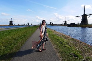 [自助旅行] 荷蘭小孩堤防遊記與小孩堤防交通方式
