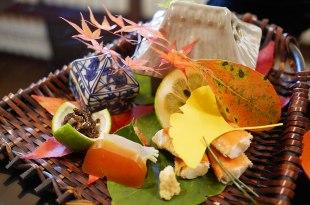 味蕾最愛你:京都嵐山吉兆,米其林三星日本料理