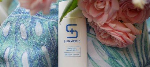 [保養] 資生堂SUNMEDIC藥用防曬乳心得。日本限定防曬,(防曬觀念與防曬油成分,防曬產品推薦大全)(七)