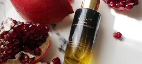 [保養] 美容油,精華油保養。SCONAS Venus女神逆齡賦活油