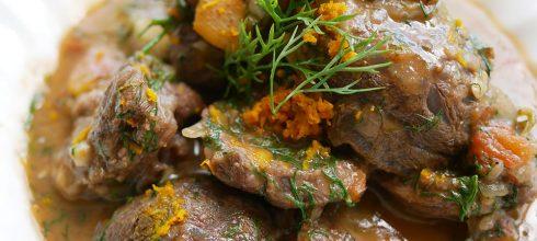 [食譜] 茴香番茄燉牛肉做法/蒔蘿番茄燉羊肉做法
