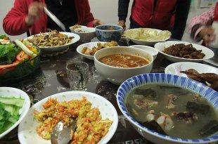 2011的年菜!過年的廚房是女人的戰場!