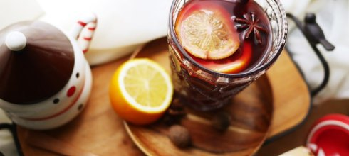 [食譜] 香料熱紅酒做法,聖誕節飲品。Mulled Wine