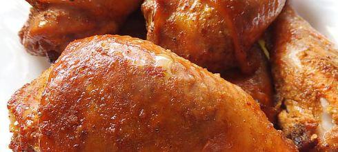 [食譜] 印度菜坦都里烤雞做法