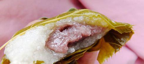 味蕾最愛你:京都鶴屋壽櫻餅