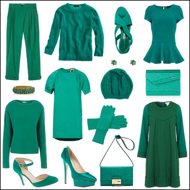 color esmeralda color del año 2013