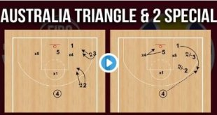 Australie Triangle 2&Special