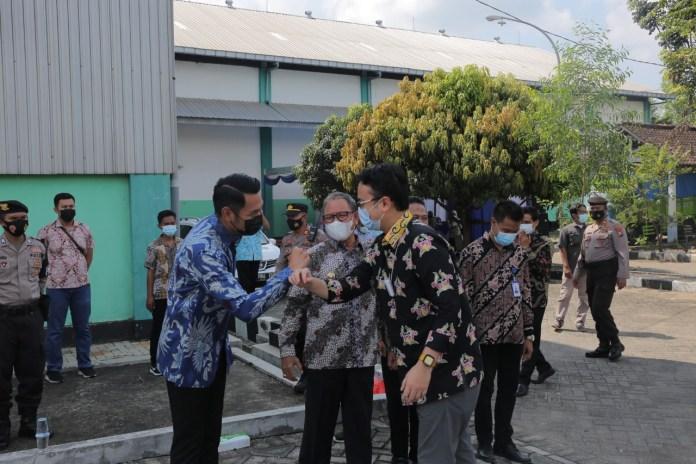 Wamendag Tinjau SRG di Tuban, Yakini Dapat Meningkatkan Kesejahteraan Petani