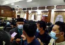 Asep Resmi Dilantik Menjadi Anggota DPRD Tuban, Miyadi: Tidak Tergesa-gesa