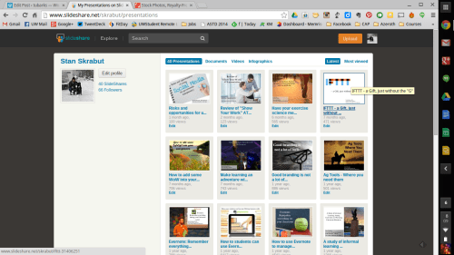 Slideshare.net screenshot