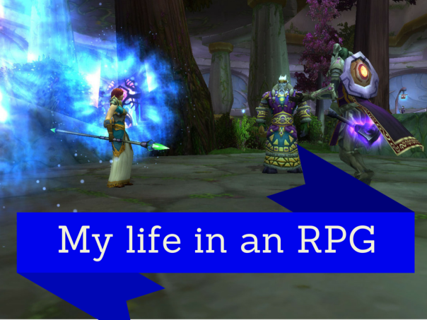 My life in an RPG