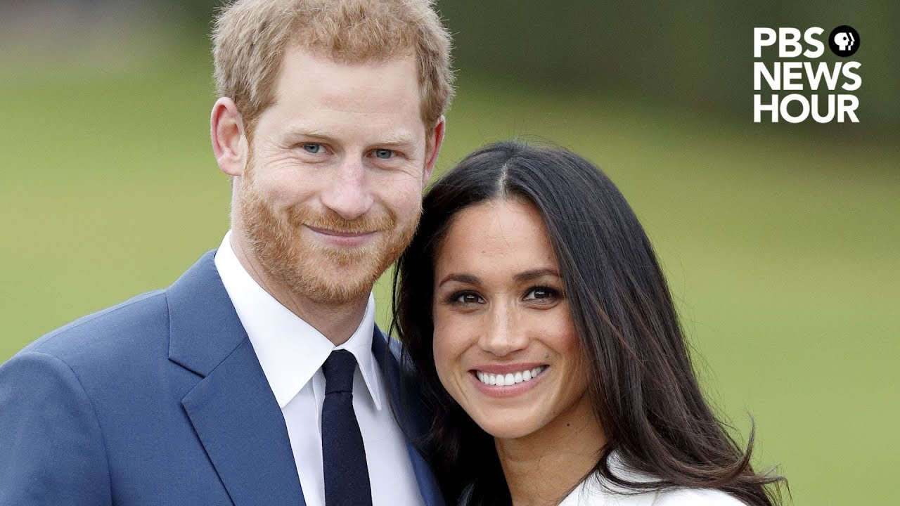 The Royal Wedding of Prince Harry and Meghan Markle
