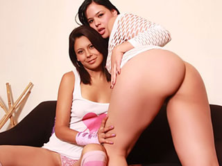 First Time Lesbian (Cici Amor)