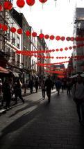 Sunny China town