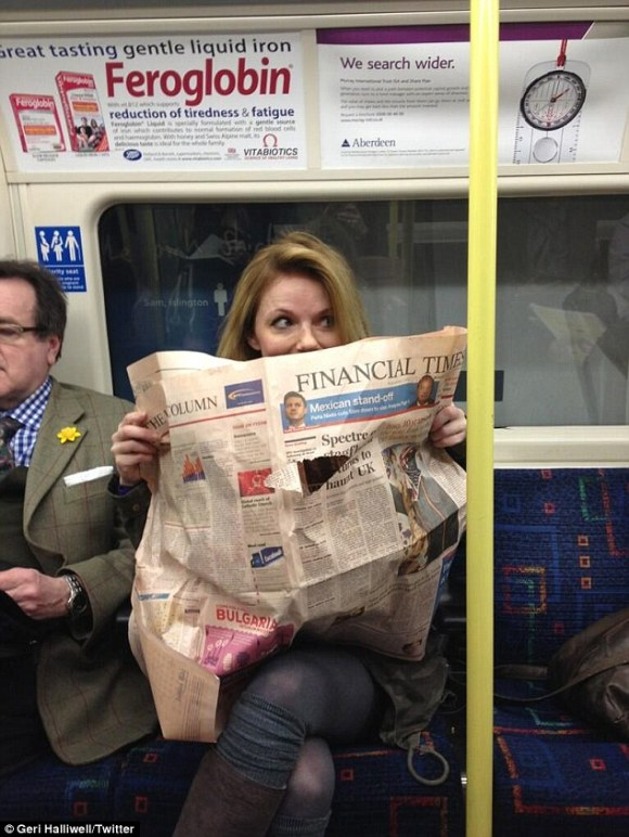 geri on tube