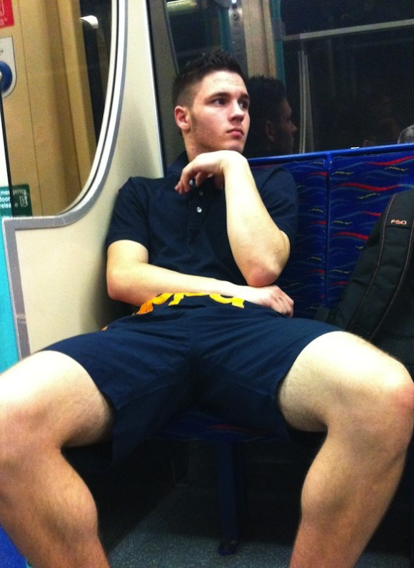 Delicious on the DLR - TubeCrush.net