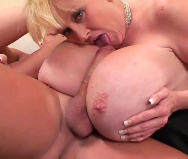Kaylas Mammoth Tits Can Shelter The Biggest Cock