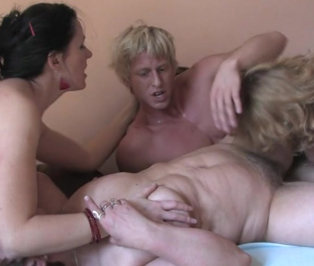 These Kinky Mature Women Love To Share A Hard Cock