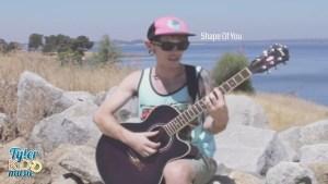 Shape of You - Ed Sheeran (Tyler Kidd Cover)
