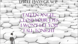 Three Days Grace - Fallen Angel (Lyrics) *New Album*