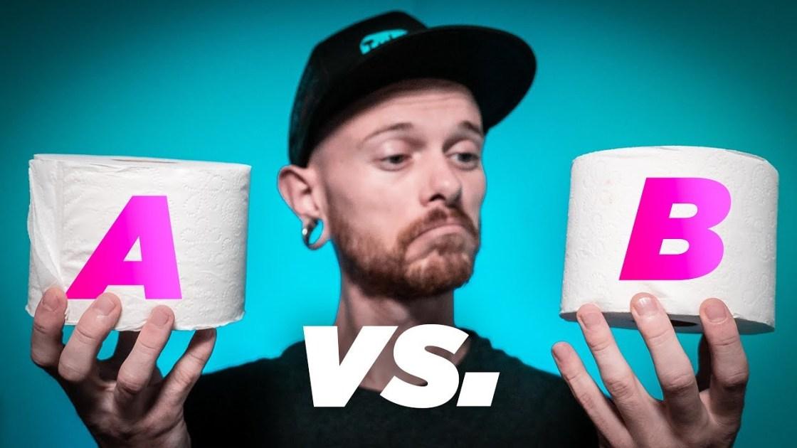A Roll vs. B Roll