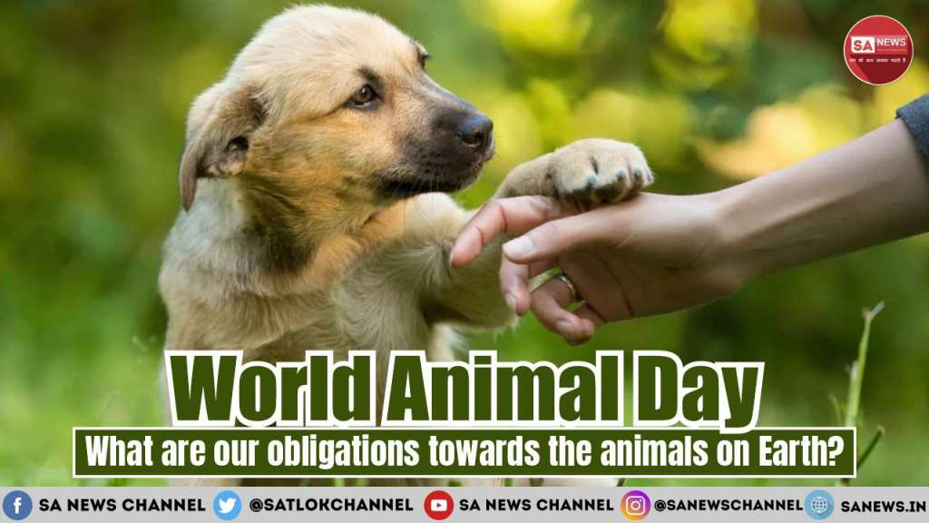 World Animal Day 2021 Theme, History, Quotes, Significance, Aim in Hindi