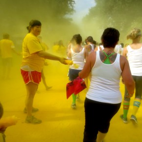 Chase the Rainbow! The Color Run Comes to Sacramento.