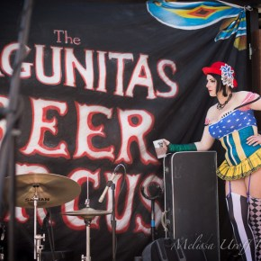 Lagunitas throws their 5th Annual Beer Circus.