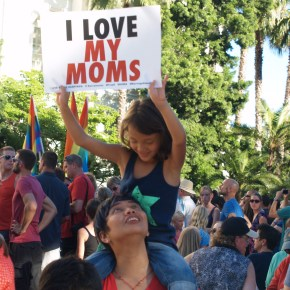 LGBT Community, Supporters Celebrate Supreme Court Decisions