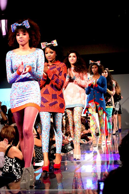 LAUNCH 2013. Fashion. Photo Lorraine Gonzalez.