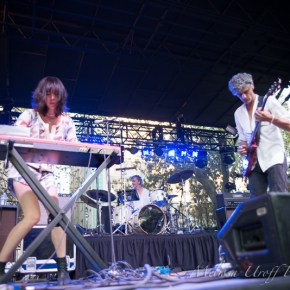 Blonde Redhead talks with TUBE.