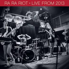 Ra Ra Riot Free EP!